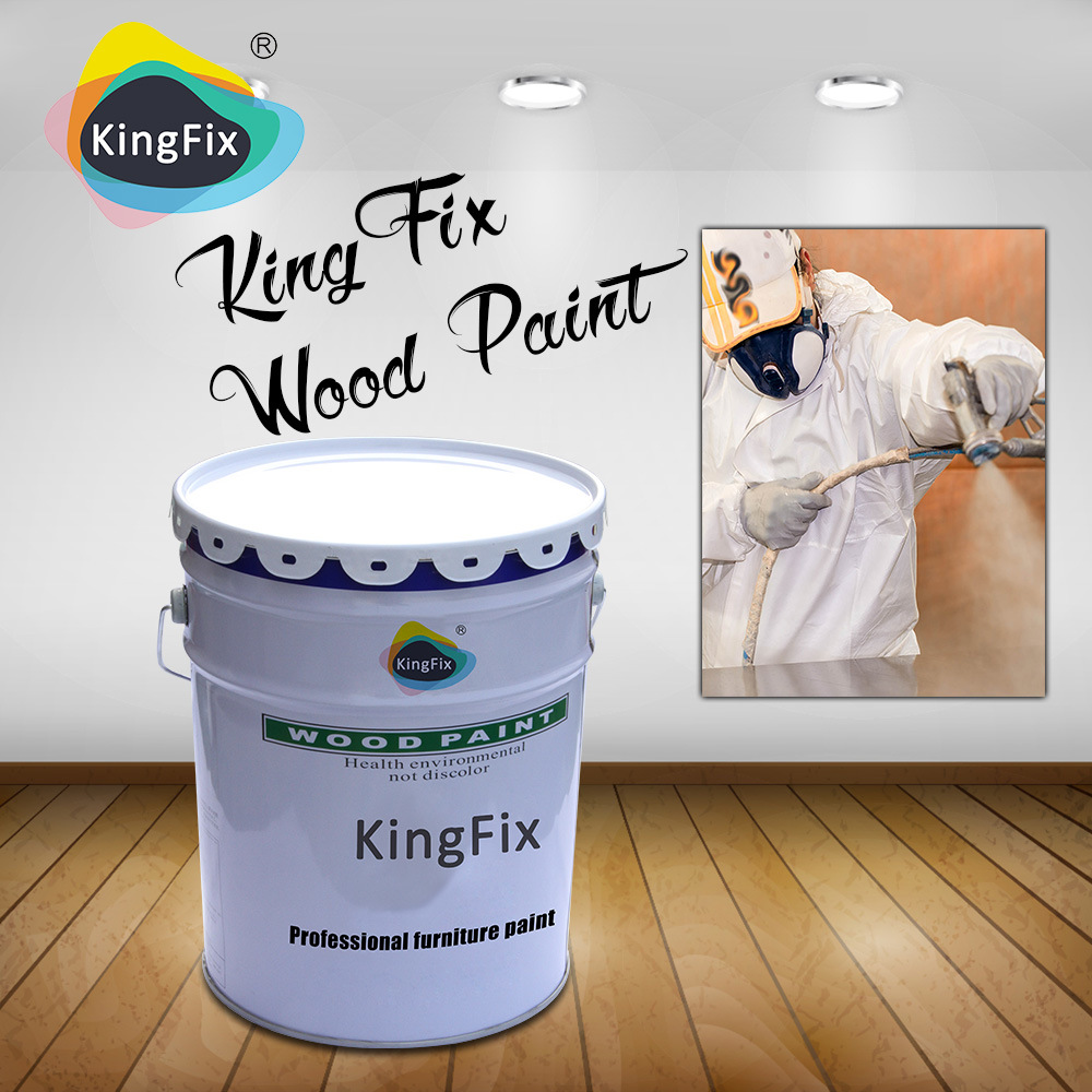 China Manufacture 2k Coating Varnish Wood Spray Paint
