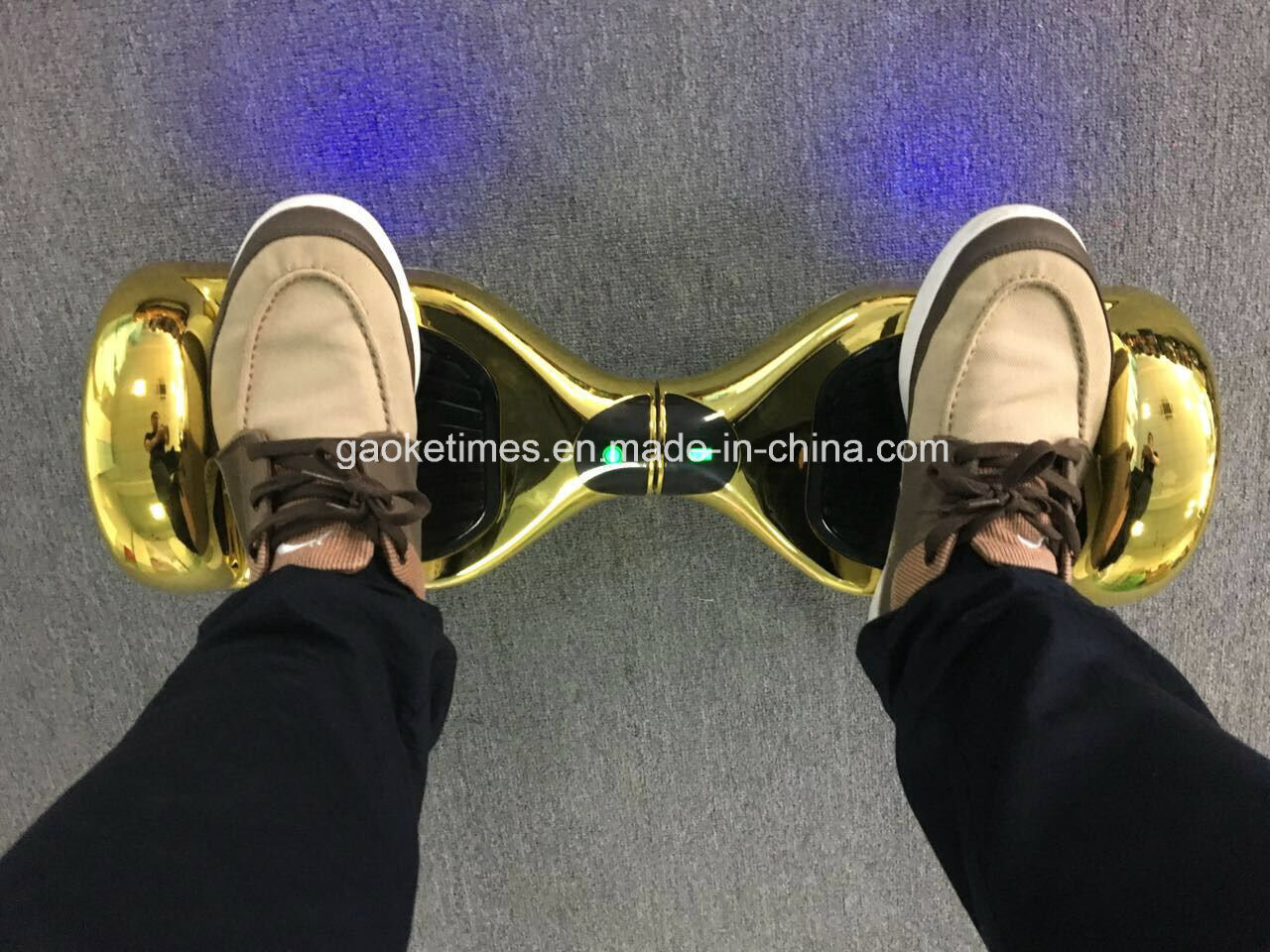 M01 Metallic Gold/Silver Smart Self Balance Electric Scooter/Wheel/Hoverboard