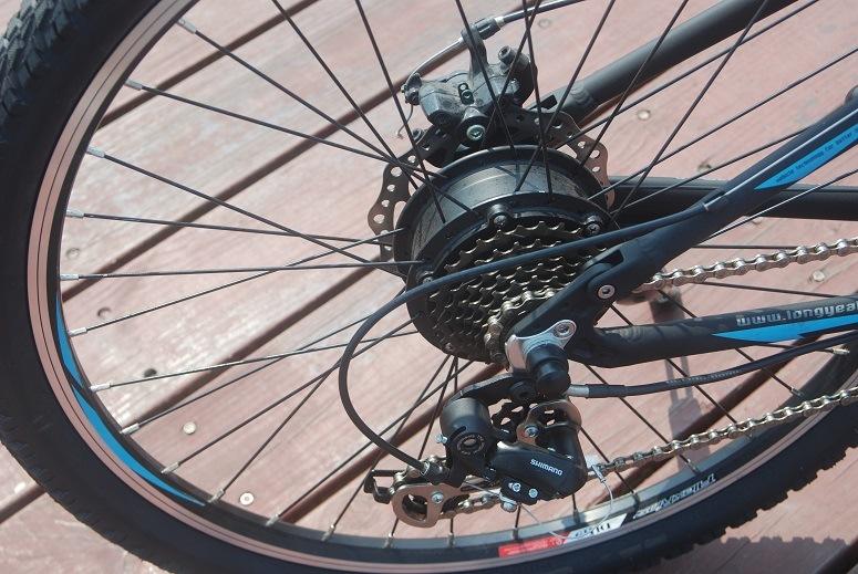 Mountain Electric Bike New 2015