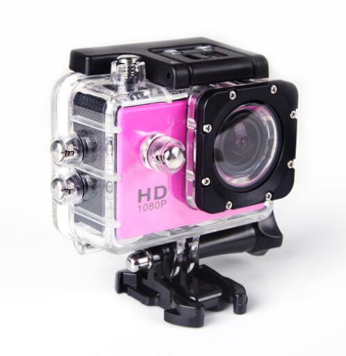 Cheap Waterproof 1080P, 720p Sport Camera WiFi Action Cam Sj4000