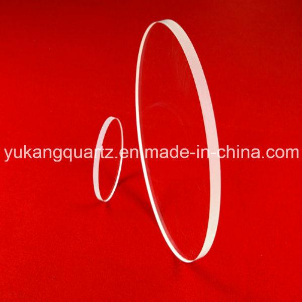 Quartz Polished Discs/Plates