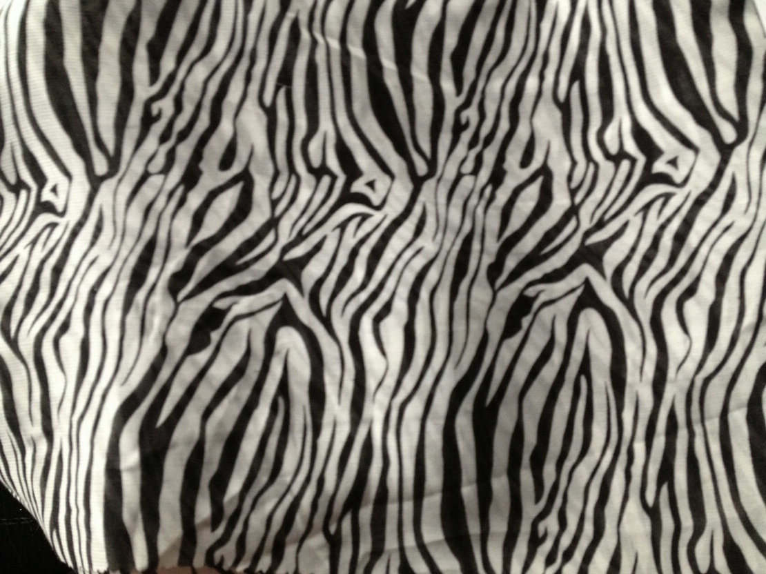 Silk Chiffon Prints Fabric