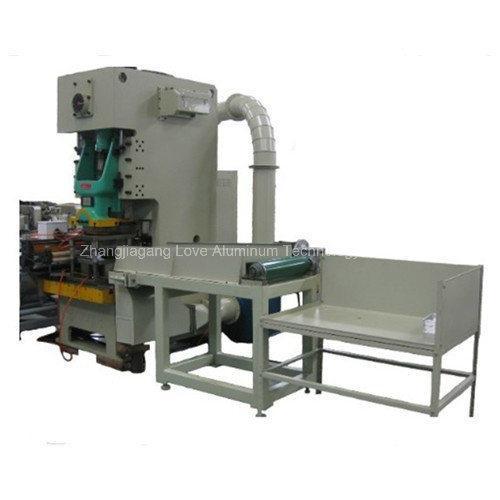 Aluminium Disposable Container Making Machine