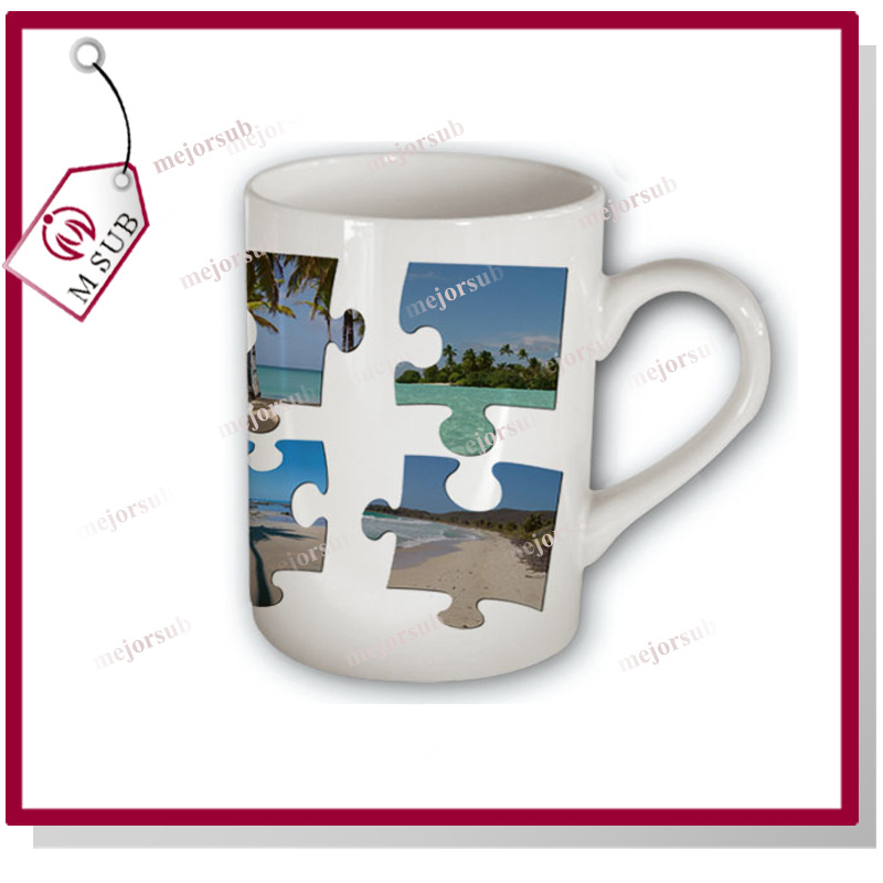 Ceramic Wholesale 10oz Mugs with Straight Body