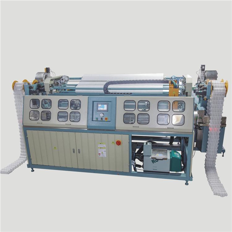 Fully Automatic Pocket Spring Assembly Machine (LR-PSA-95P)