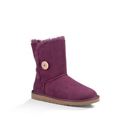Suede Upper Boots