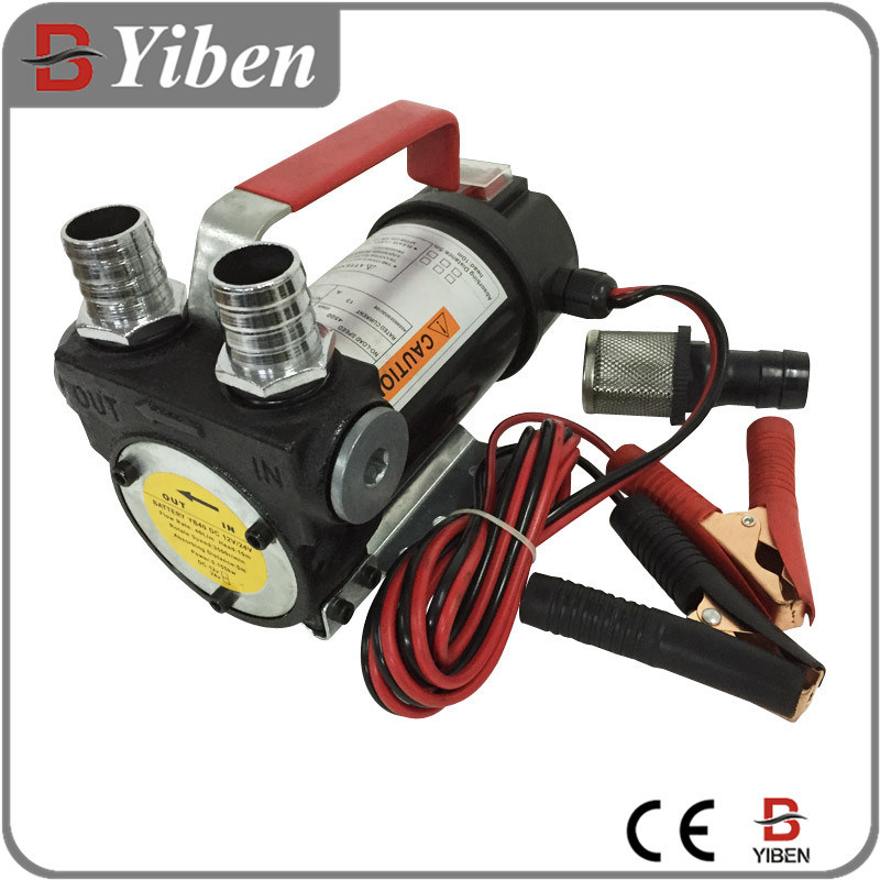 Electric Transfer Pump for Diesel Refueling with 12V/24V (YB40S)