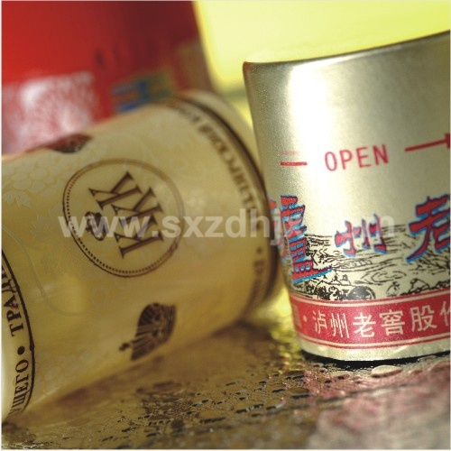 Chain -Type Plastic Tube Cylinder Screen Printing and Hot Stamping Machine