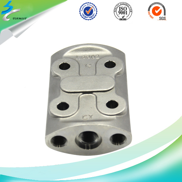 Investment Precision Metal Stainless Steel Machining Casting