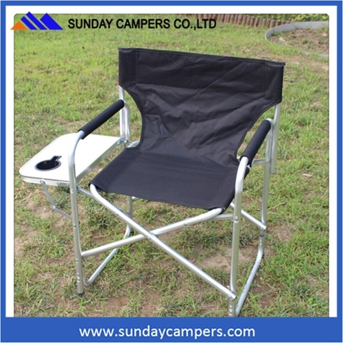 Foldable Camping Use Outdoor Chair Director′s Chair