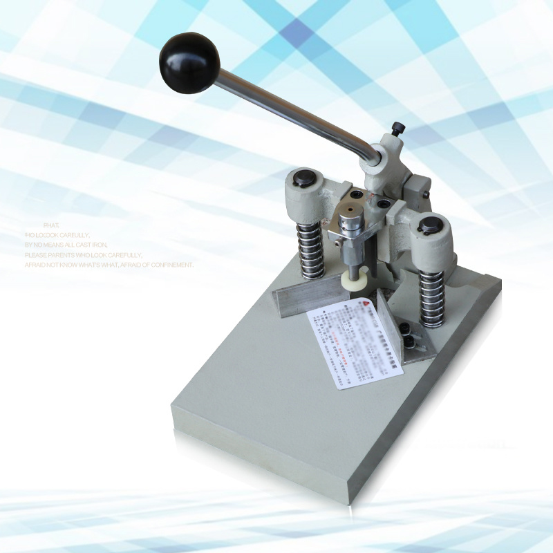 Manual Round Corner Paper Cutting Machine