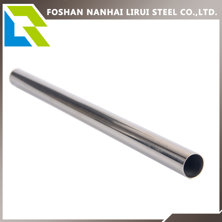 Decoration 201/304 Stainless Steel Welded Pipe