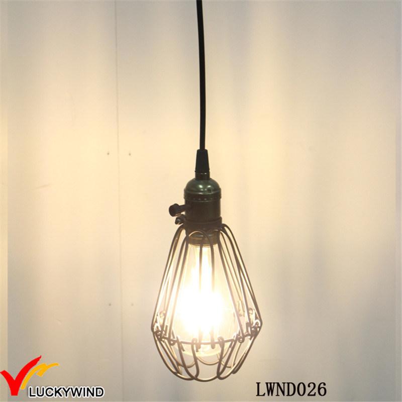 Vintage Black Industrial Metal Pendant Lighting Supplies