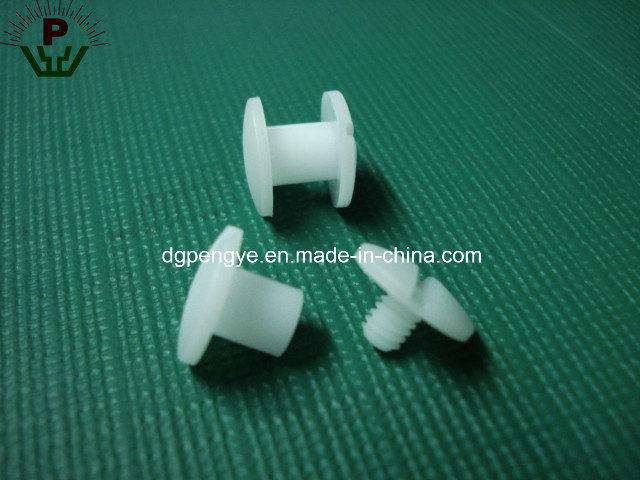 Plastic Photo Book Binding Screws Fastener