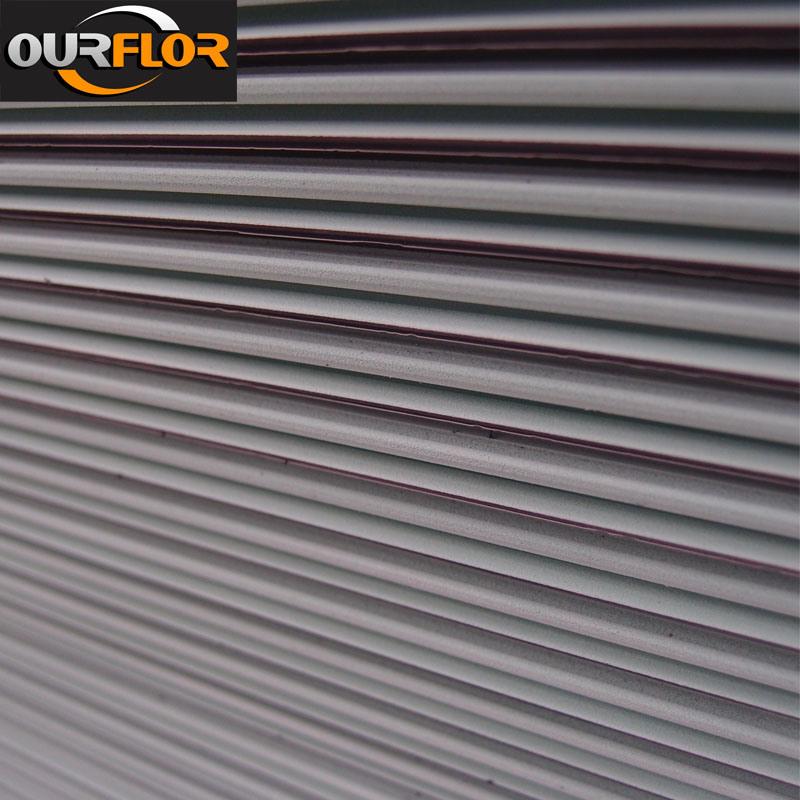 100% Waterproof New PVC Click Vinyl Flooring Planks / WPC Flooring for Indoor Use
