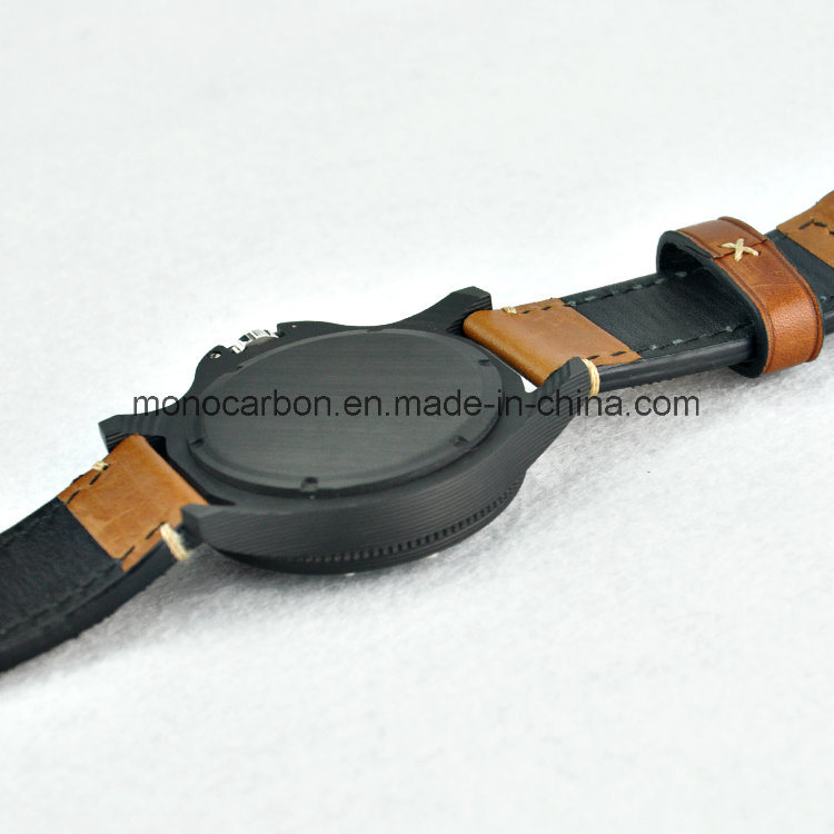 Bulk Buy China Custom Design Genuine Carbon Fiber Wrist Watch Accessory