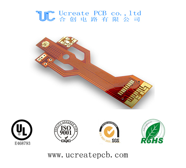 Green Solder Mask PCB for PS4 with Ce