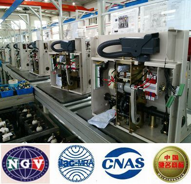 Indoor High Voltage Vacuum Circuit Breaker (ZN63A/VS1-12)