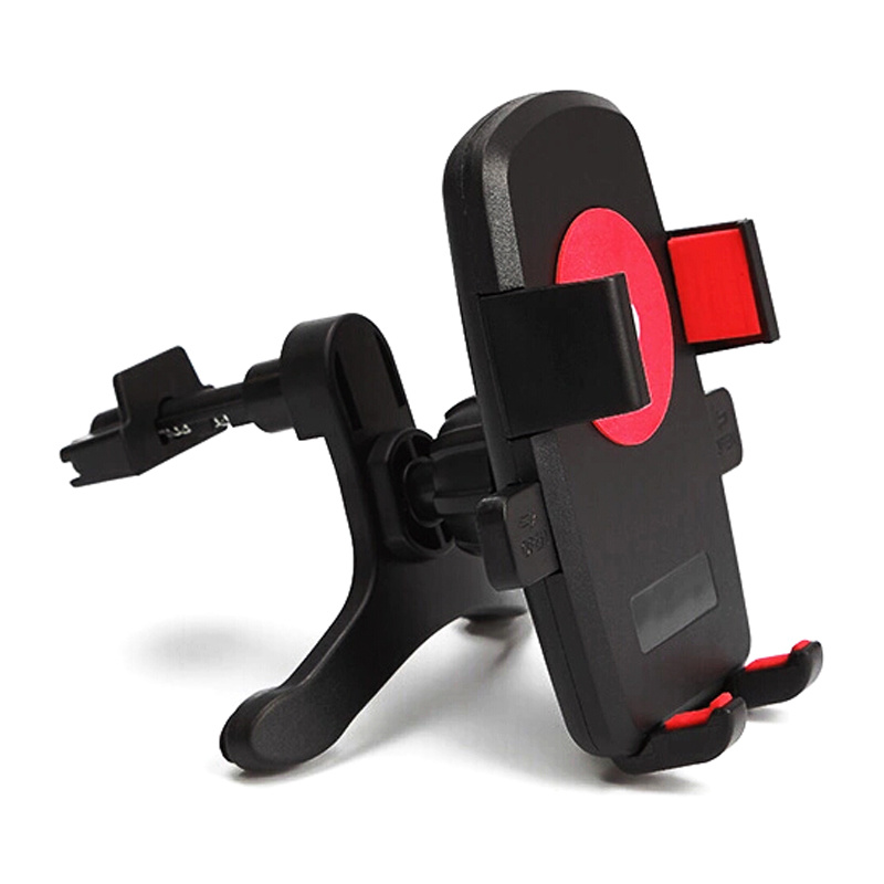 Auto-Lock Phone Holder/Car Mount/Car Holder/Air Vent/Windshield Mount Clamps