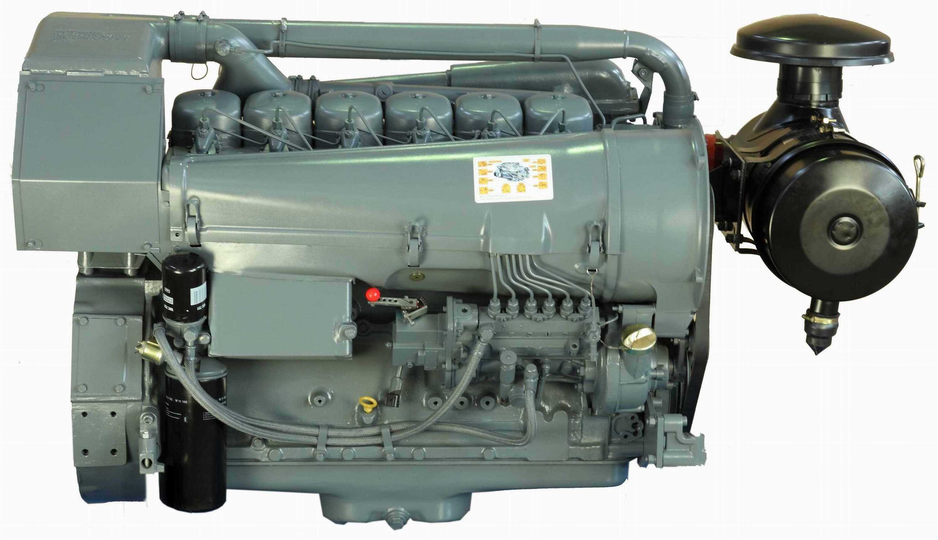 Air Cooled Deutz Diesel Engine (F6L913)