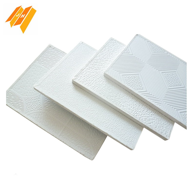 7mm Qualified PVC Vinyl Coated Gypsum Ceiling (NO. 254)