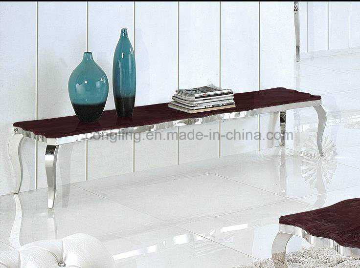 2016 Modern Design Marble Top TV Stands for Living Room