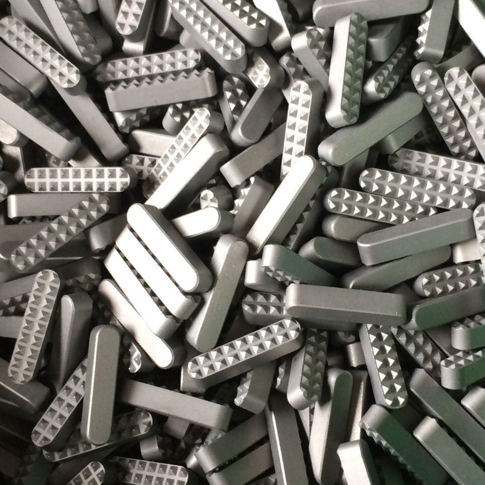 Cemented Carbide Gripper Insert