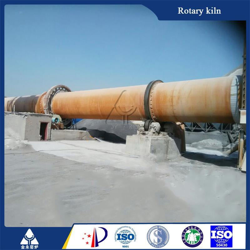 Cement Kiln Dust / Ceramic Roller Kiln / Rotary Kiln