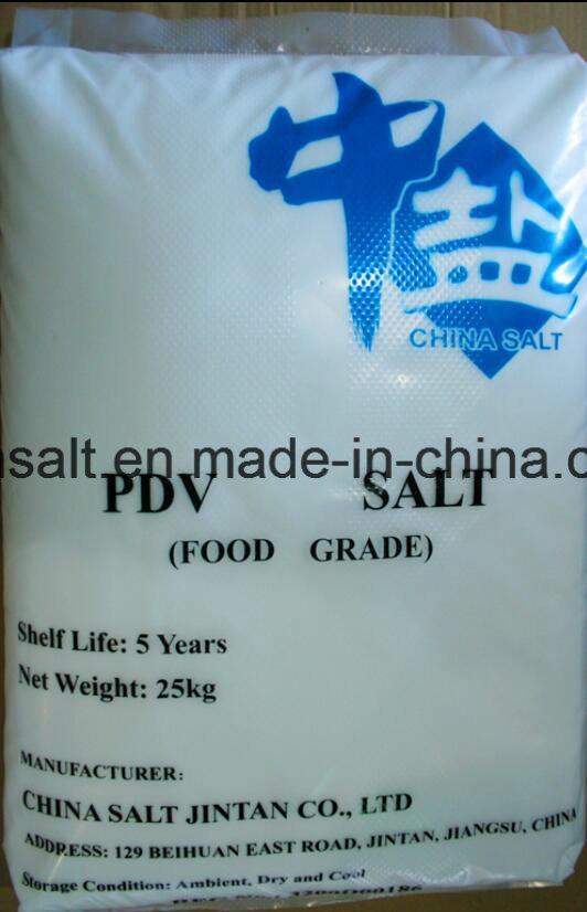 Kintan Pure Dry Vacuum Salt-25kg PE Bag