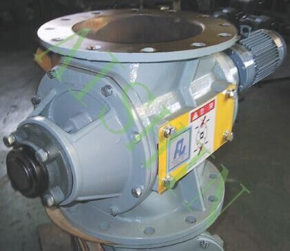 Rotary Valve of Standard Type (Direct Drive) (FC/SS type)