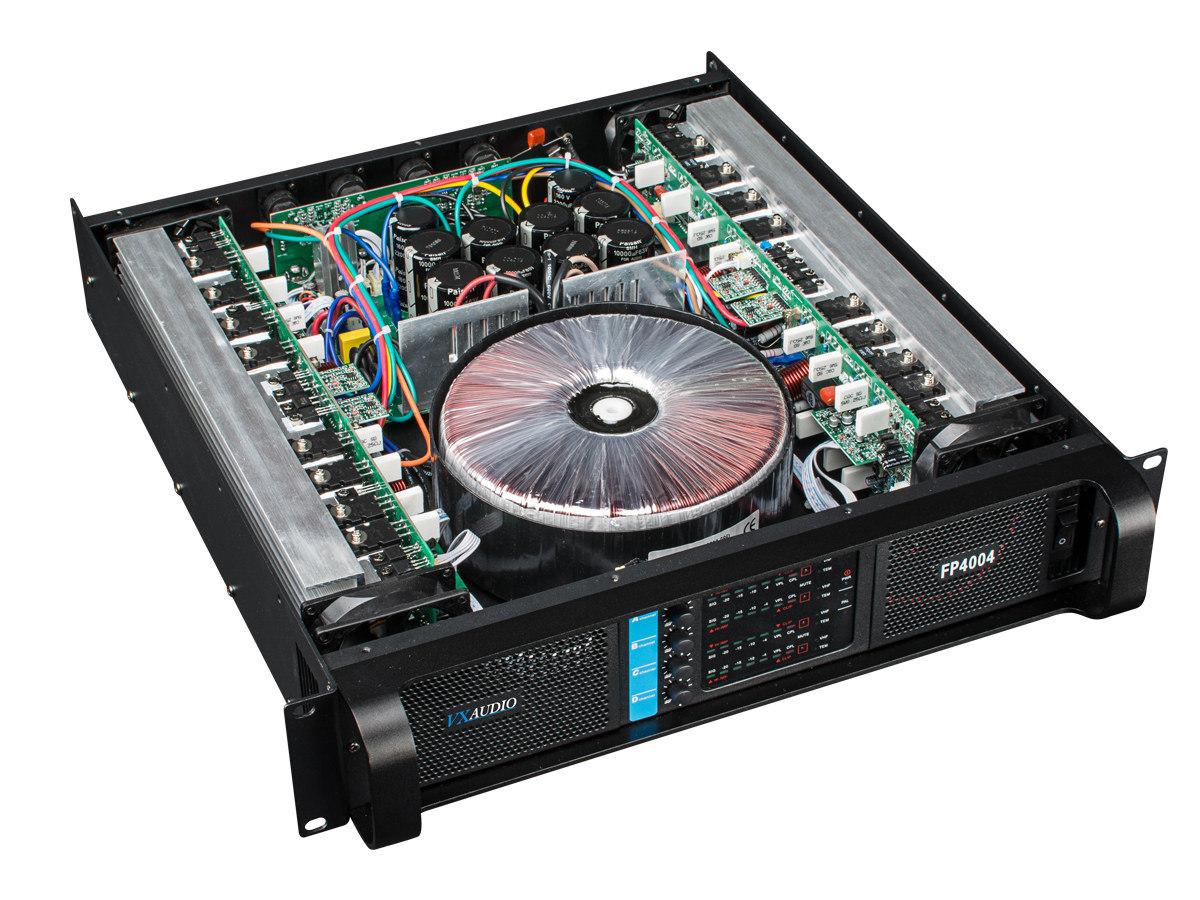 4 Channel KTV Power Amplifier (FP 2004)