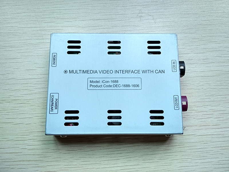 360 Rear View Camera Interface for Citroen-Peugeot-Ds