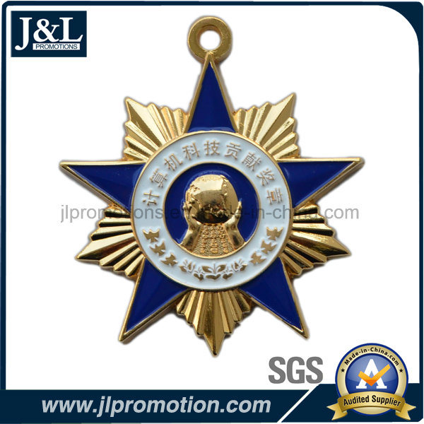 High Quality Cutomer Design Police Medal