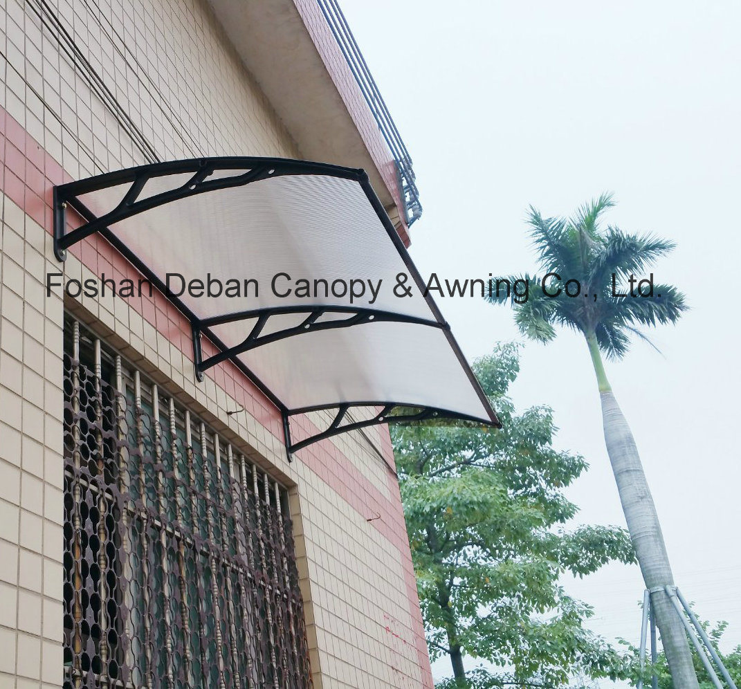 Polycarbonate /PC Awning for Doors and Windows /Sunshade