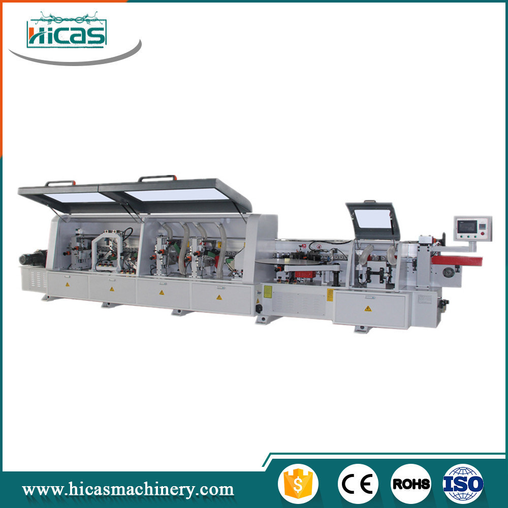 Straight Wood Auto Edge Banding Machine