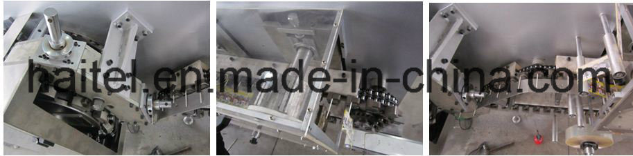 Irregular Lollipop Candy Machine for Forming and Packing