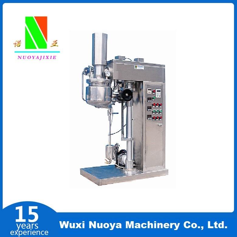 Zjr Chemical Vacuum Emulsifying Mixer