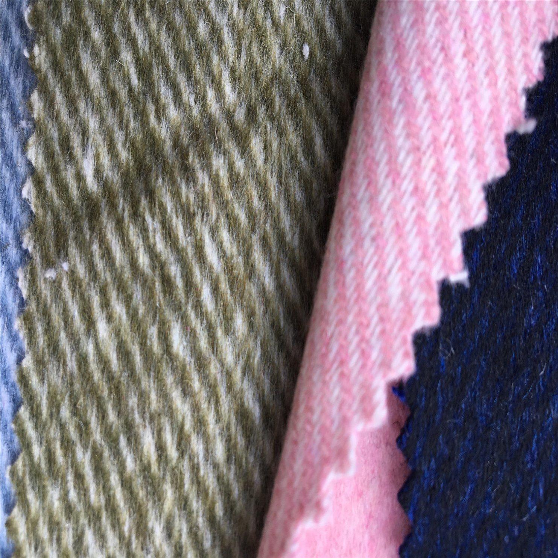 Twill Fleece Wool Fabric, Suit Fabric, Clothing, Jacket, Textile Fabric