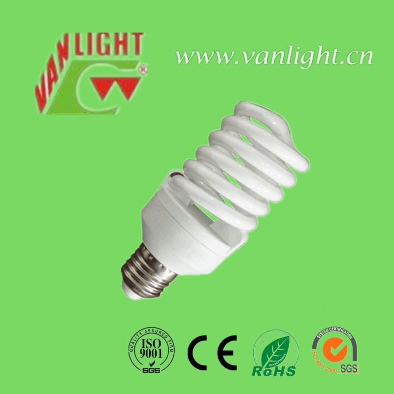 Full Spiral Series T2 24W B22 CFL Energy Saving Bulbs