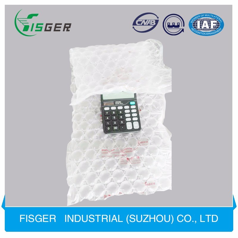 China Factory Hot Sale Air Bubble Roll Wrap Protective Film for Electronics