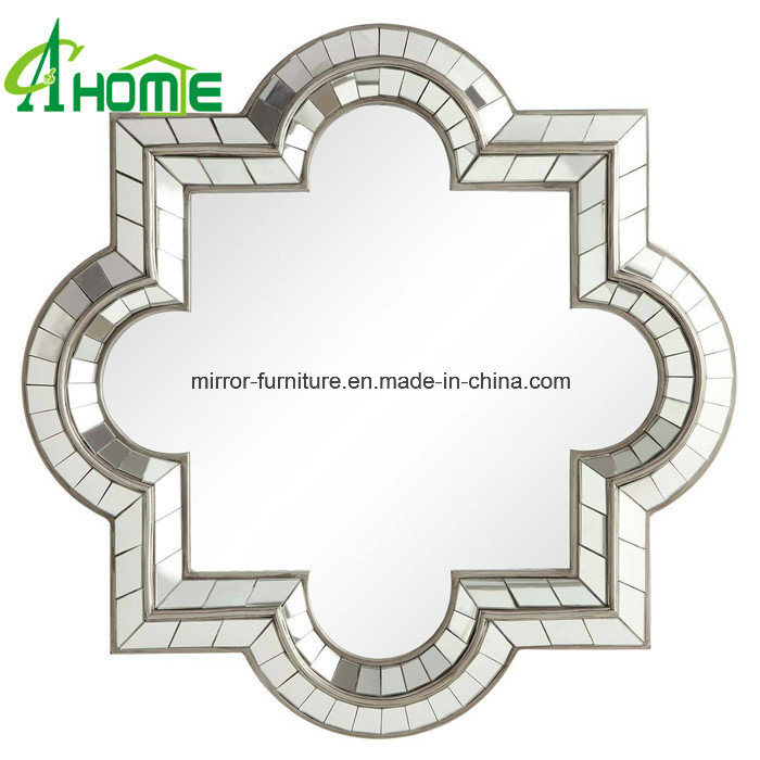 2016 Octagonal Shaped Venetian Deco Wall Mirror