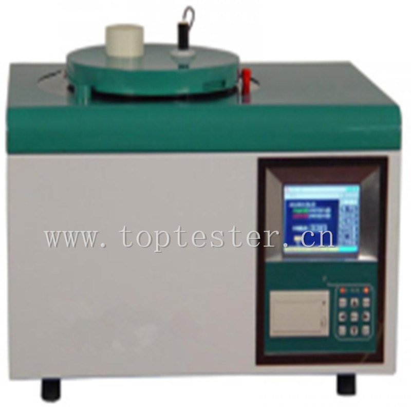 Fully Automatic Lab Testing Equipment Oxygen Bomb Calorimeter (TP-1B)
