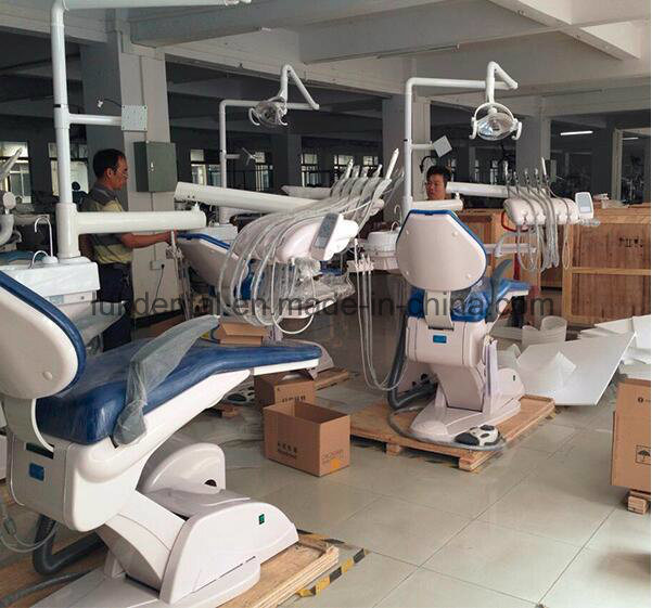The Cheapest Medical Equipment Dental Unit/ Chair Dental Equipment (A800-1)