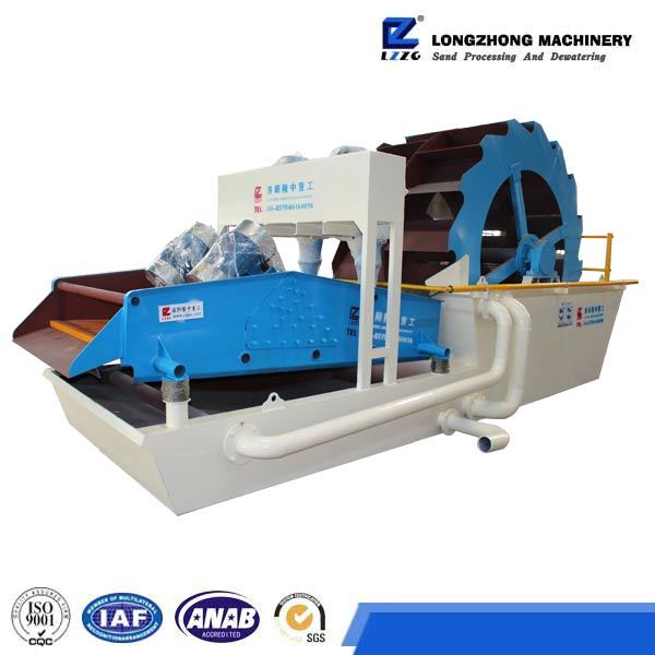 2018 Hot Sale Sand Washing and Aggregate Washer Plant