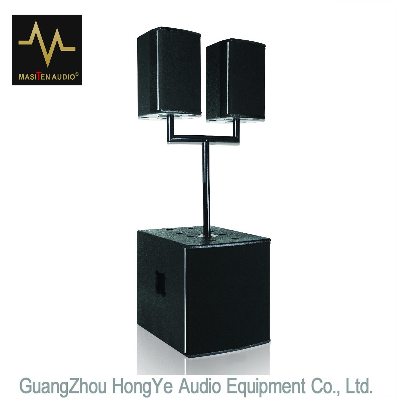 Alpha15+8 Active System Professional Audio Loudspeaker