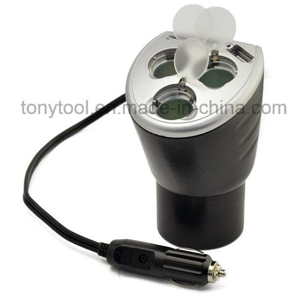 12V/24V Multi Function Car Power Adapter
