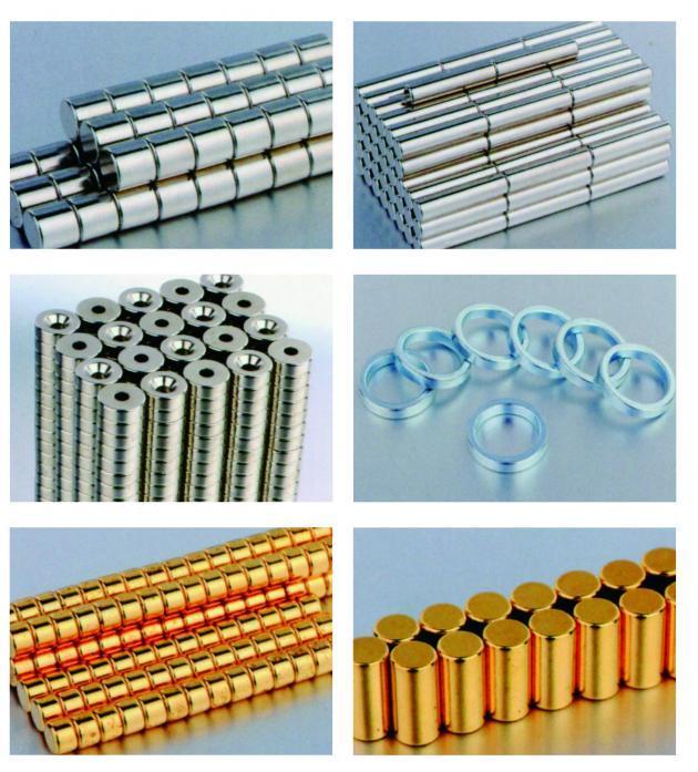 N38 NdFeB Neodymium Magnet for Industry