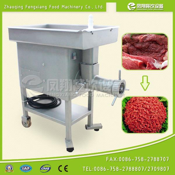 Fk-632 Vertical Double Meat Grinder, Freezing, Fresh Meat Mincer