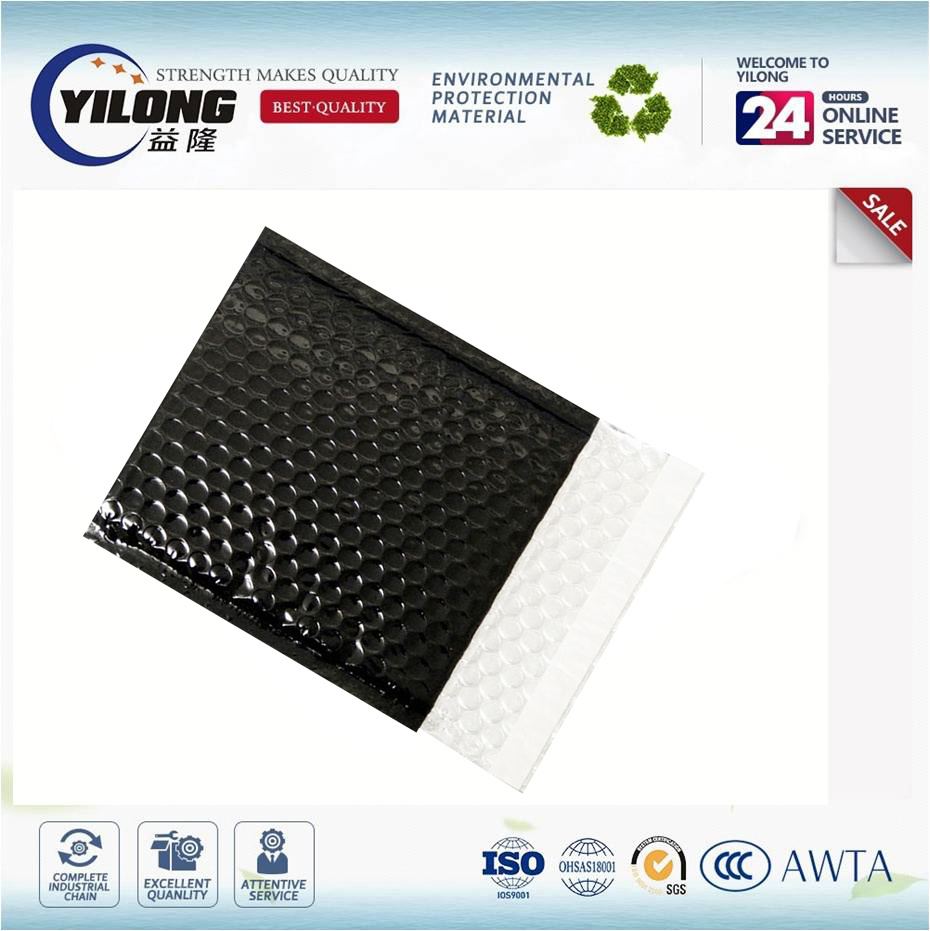 2017 Eco-Friendly Plastic Film Bubble Mailer