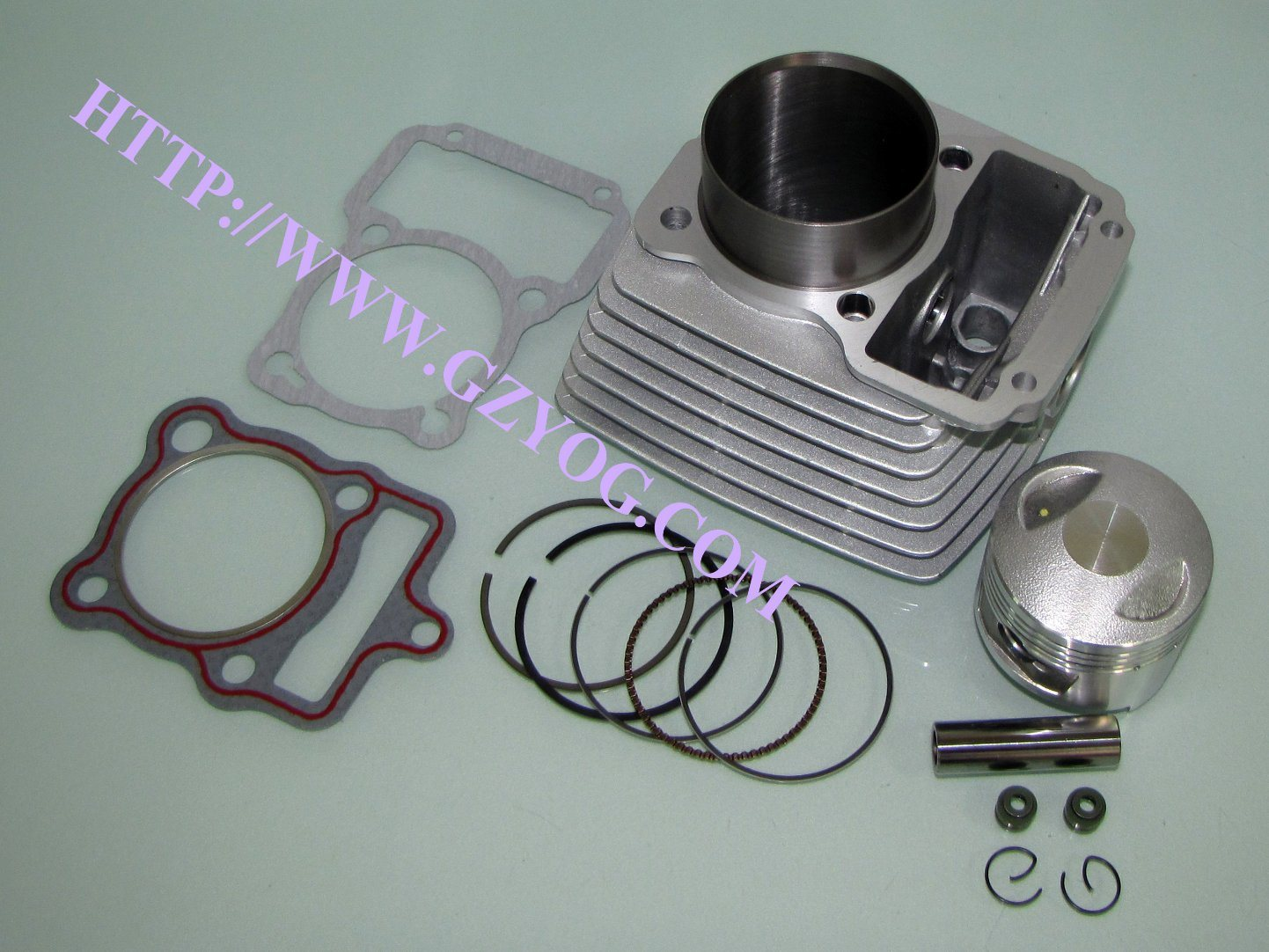 Yog Motorcycle Spare Parts Cylinder Kit for 200cc Engine Part